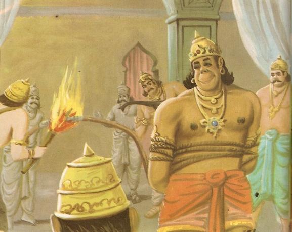 THE RAMAYANA - Part 7 Scan0137
