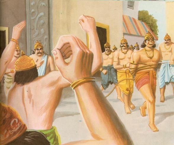 ramayana - THE RAMAYANA - Part 7 Scan0138