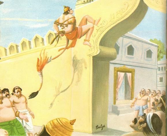 ramayana - THE RAMAYANA - Part 7 Scan0139