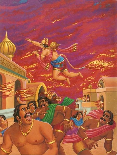 ramayana - THE RAMAYANA - Part 7 Scan0170