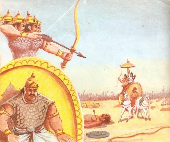 THE RAMAYANA - Part 9 Scan0174
