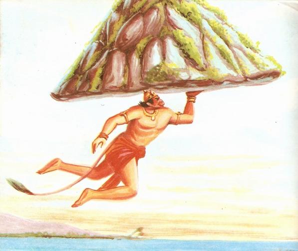 part - THE RAMAYANA - Part 9 Scan0178