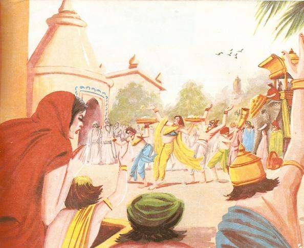 part - THE RAMAYANA - Part 9 Scan0191