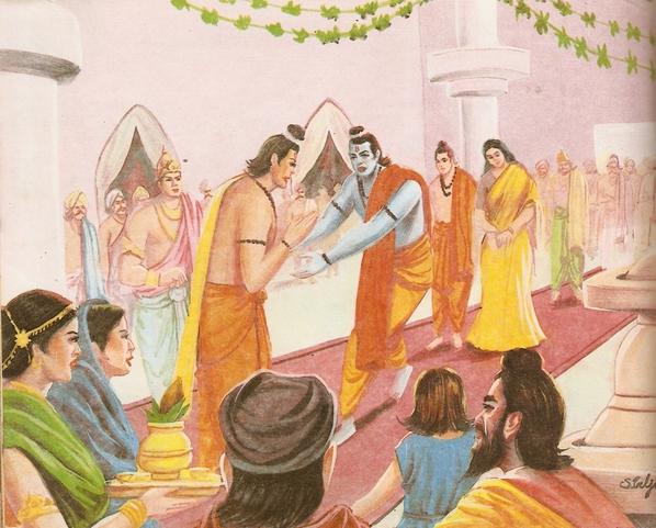 part - THE RAMAYANA - Part 9 Scan0192