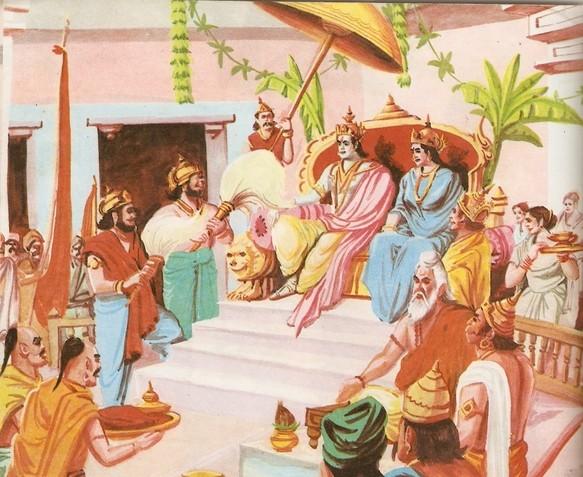 part - THE RAMAYANA - Part 9 Scan0194
