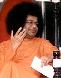 What is the first step to joy & peace? ~ Sathya Sai Baba Swamib10