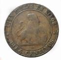 10 Cts. Pta. Gobierno Provisional (Barcelona, 1870) falsa de época 10cf1811