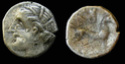 Dracma delk caballo parado 300-241 a.C. 415n10