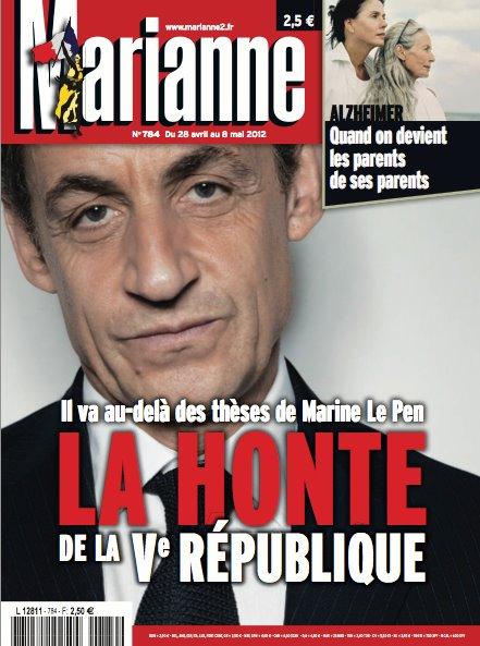 Le 6 mai nous dégagerons Sarkozy sans hésiter Marian10
