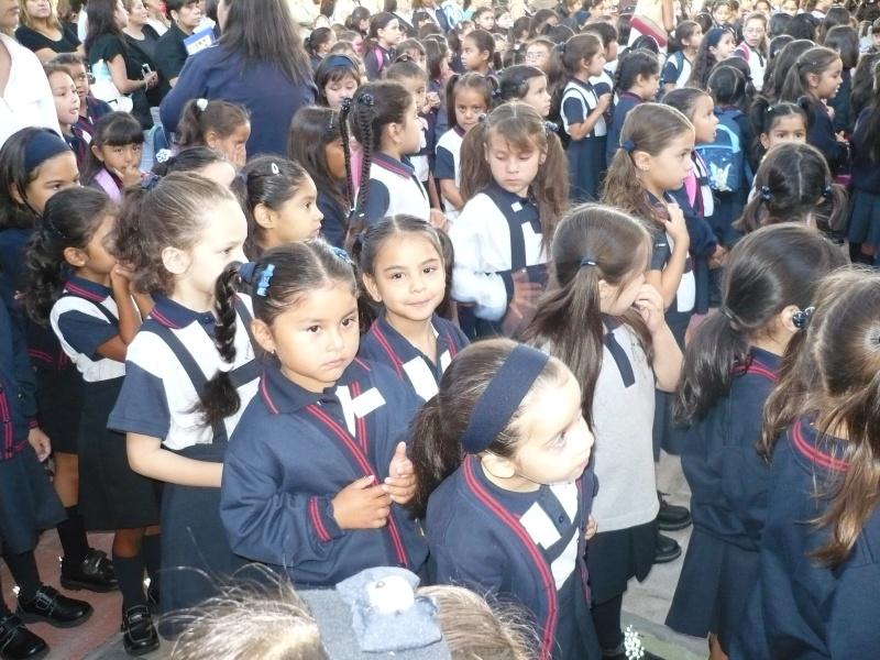 Fotos Primer día de clases 2008 P1010013
