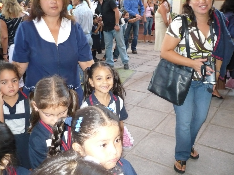 Fotos Primer día de clases 2008 P1010110