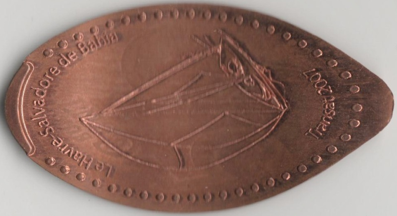 Elongated-Coin  001110