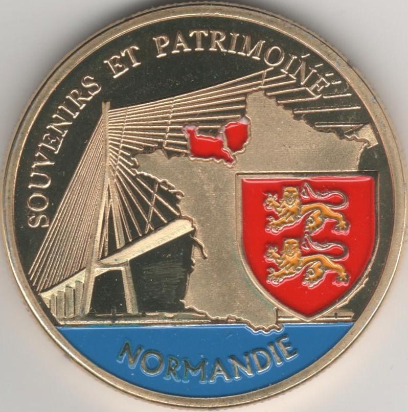 Souvenirs et Patrimoine 34mm  001145