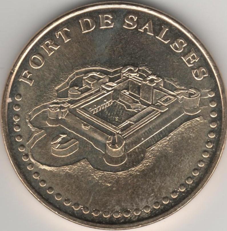 Salses-le-Château (66600)  [UEGC] 001150