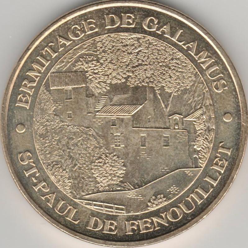 Saint-Paul de Fenouillet (66220)  [Galamus] 001151