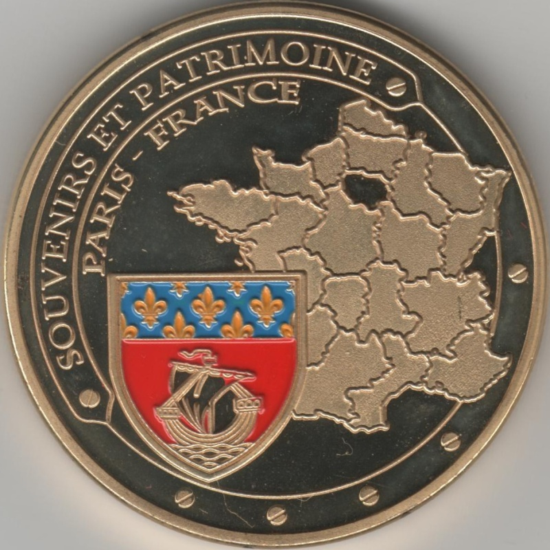 Souvenirs et Patrimoine 31mm  00118