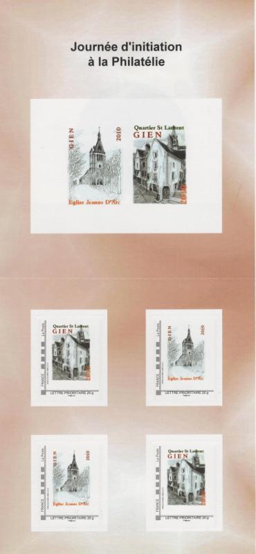 45 - Gien - Association Philatélique du Giennois  001_3711
