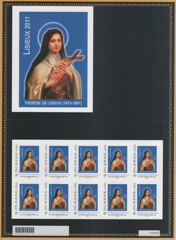 14 - Lisieux - Sainte Thérèse    001_5812