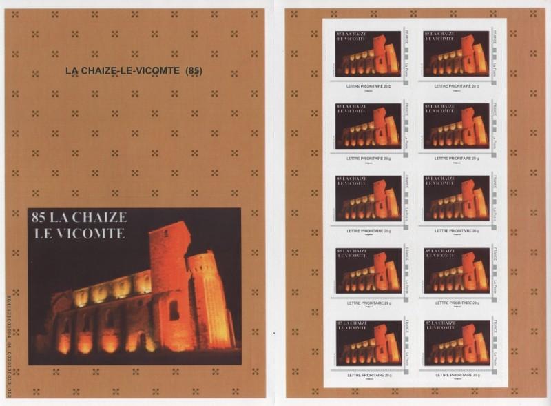 85 - La Roche-sur -Yon - Association Philatélique Yonnaise 001_8067