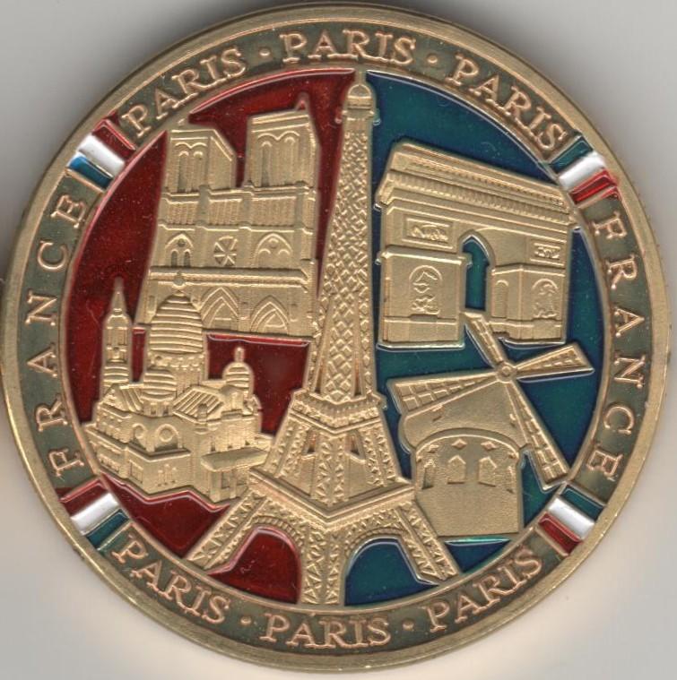 Paris (75000) Ville de Paris Générique 00231