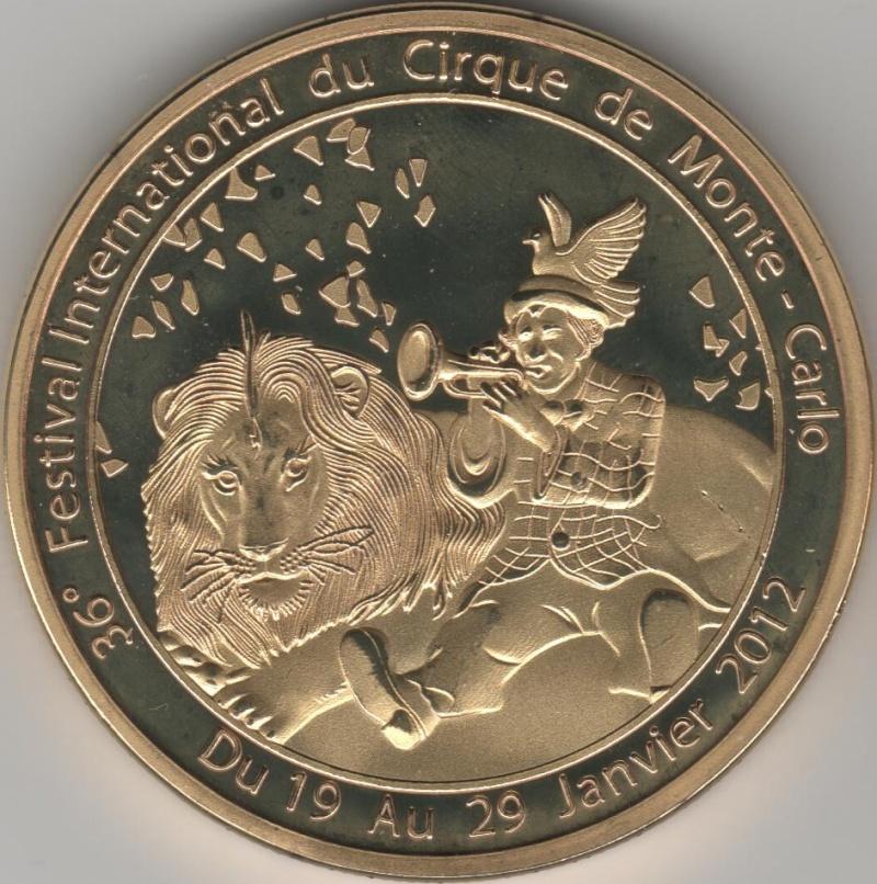 Principauté de Monaco  [UEAW / UEFD / UEMA] 00248