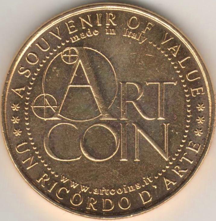 Art Coin  00257