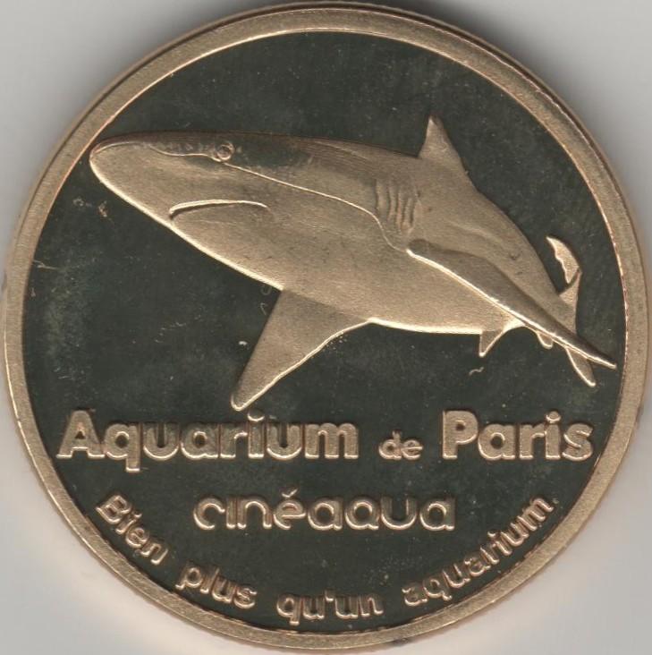 Aquarium de Paris / Cinéaqua (75016) 00274
