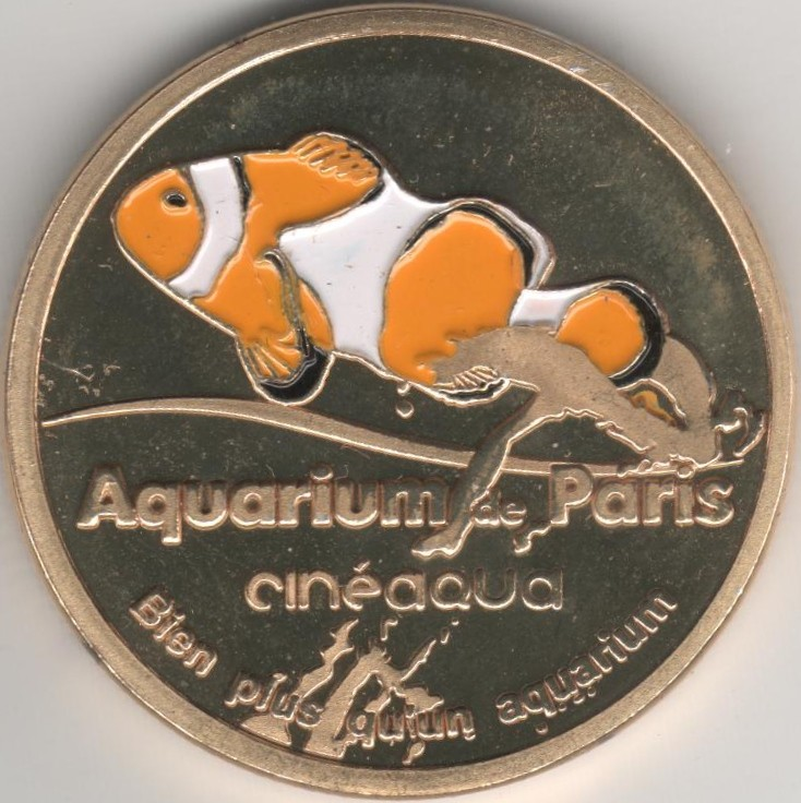 Aquarium de Paris / Cinéaqua (75016) 00275