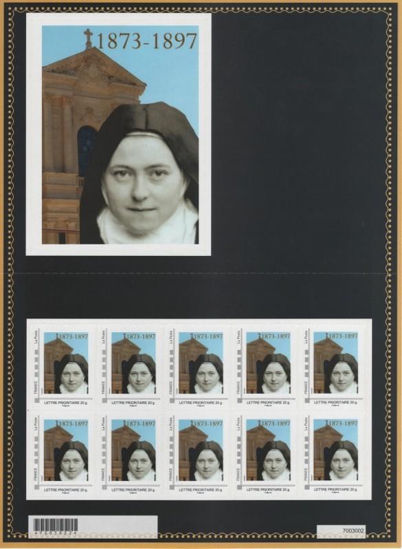 14 - Lisieux - Sainte Thérèse    002_5810
