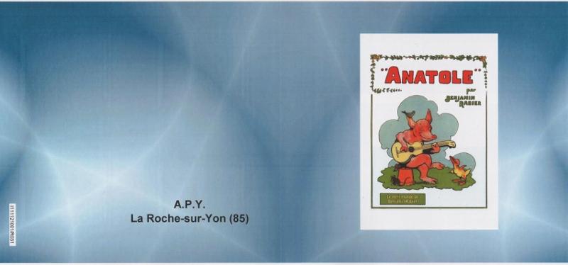 85 - La Roche-sur -Yon - Association Philatélique Yonnaise 002_8031