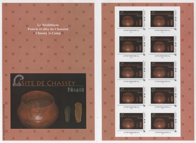 71 - Chagny - Cercle Philatélique Chagnotin 002_8060