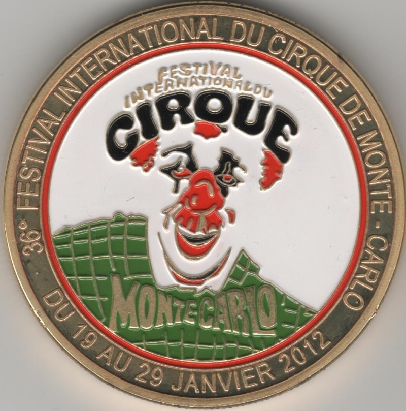Principauté de Monaco  [UEAW / UEFD / UEMA] 00324