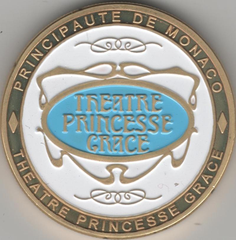 Principauté de Monaco  [UEAW / UEFD / UEMA] 00325