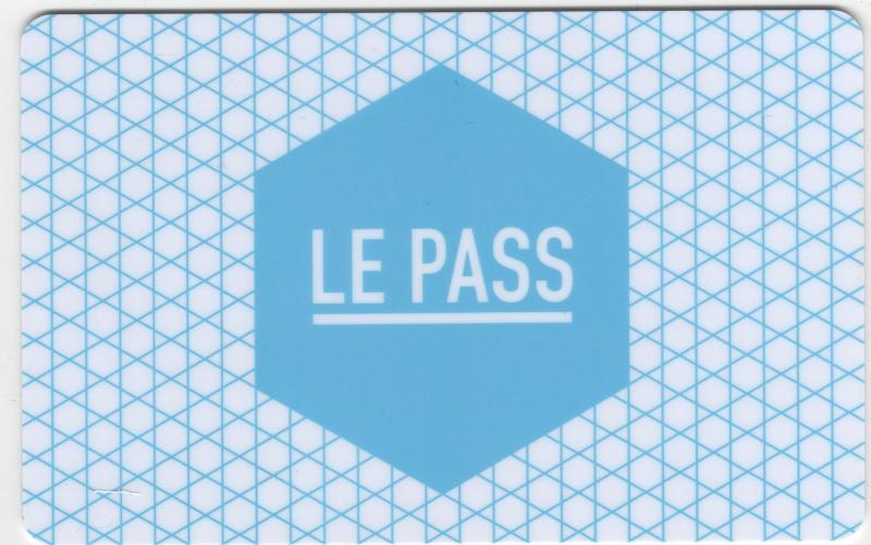 Passeport Centre Pompidou Metz 00421
