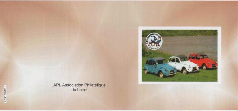 45 - Orléans - Association Philatélique du Loiret APL 006_8016