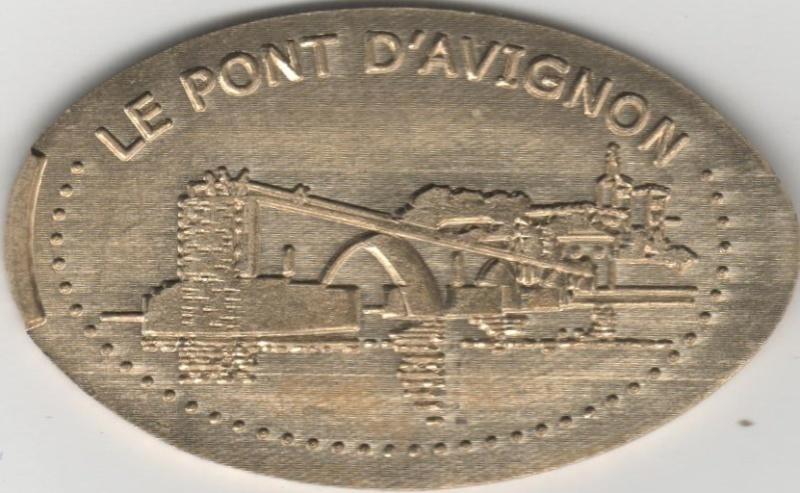 Elongated-Coin = 31 graveurs 00820