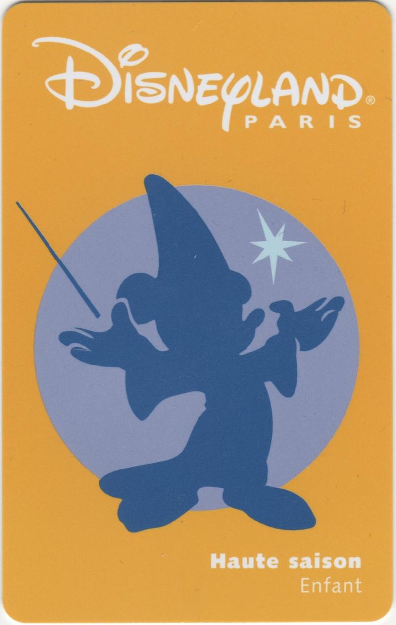 Passeport Disneyland Paris 00914