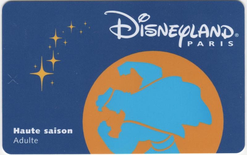 Passeport Disneyland Paris 01315