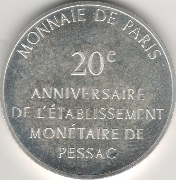 Pessac (33600)  [UEJD] 01510