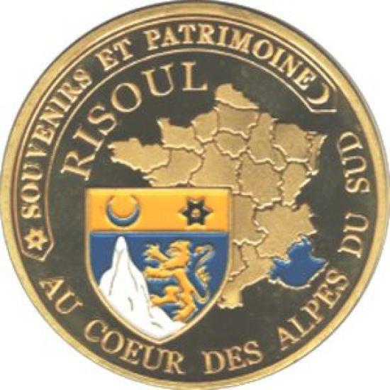 Souvenirs et Patrimoine 40mm  05v10