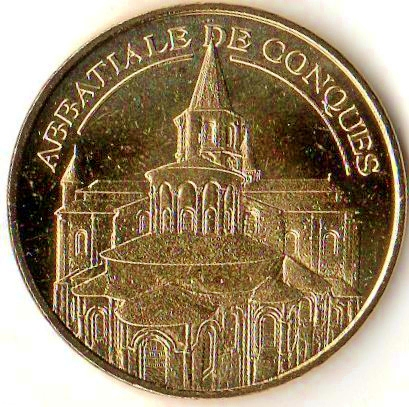 Conques (12320)  [UEER] 1212