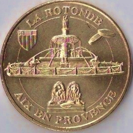 Aix-en-Provence (13100)  [Fouque] 13a10