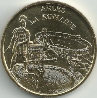 Médailles et Patrimoine 13v10