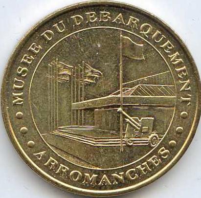 Arromanches (14117)  [UEAG / UEFK] 1411