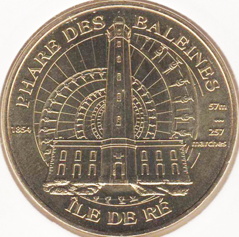 Saint-Clément des Baleines (17590)  [Ile de Ré] 1710