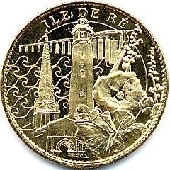 Arthus-Bertrand revers Trésors de France 17210