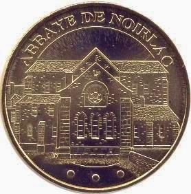 Bruère-Allichamps (18200)  [Abbaye de Noirlac] 18_noi10