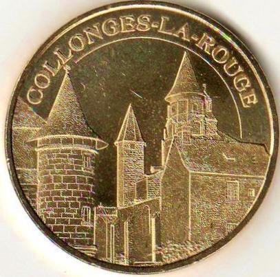 Collonges-la-Rouge / Meyssac (19500) 1911
