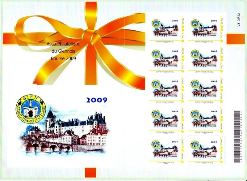 45 - Gien - Association Philatélique du Giennois  2012-016