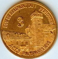 Beaumont-du-Périgord (24440)  [Edv] 2413